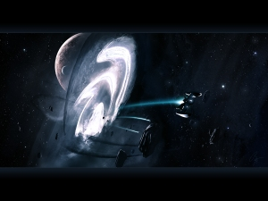 Interstellar Gateway/Wormhole