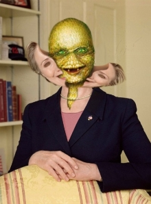Hillary Clinton the Reptilian