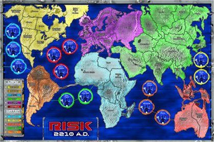 Risk 2210 AD | Over the Moon
