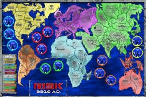 Risk: the Game of Global Dominance